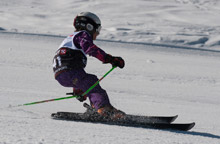 Summer ski race camps